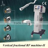 RF fractional micro needle for face lift and wrinkle removal, cooling handpiece and RF handpiece,multiple treatment tips