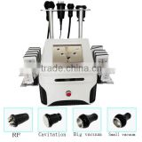 1MHz Vacuum/ Cavitation / RF / Laser Fat Cavitation Machine Fat System / Slimming Equipment Fat Reduction