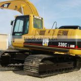 Used CAT 330CL Excavator Second hand Caterpillar 330C Excavator /CAT 325C 325DL 330D in China