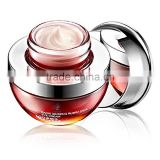 Best Chinese Red ginseng Snail Face anti spot whitening cream for women