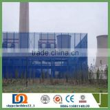 Perforated metal panels for wind and dust control/strong wind dust wall perforated sheet wind protection net