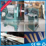 Best wooden tongue depressor production line 2016 New ice cream stick production line