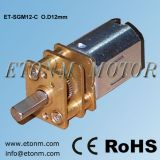 small dc gear motor for robot toy