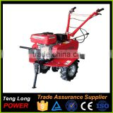 Ce/Iso widely used in farm & garden china manufactor Low fuel consumption tiller cultivator with Power rotary blade spare parts