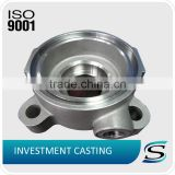 China OEM auto parts casting service stainless steel lost wax investment casting products