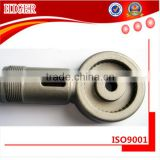 drawing of lathe machine part/aluminium casting CNC machine parts/cnc lathe titanium parts