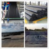 Geomembranes type and hdpe, 100% vigrin hdpe with uv protection material hdpe liner for pond