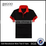 MGOO High Quality Dri Fit Polo Wholesale Custom Dye Sublimation Polo Shirts Short Sleeve Polo Shirts For Men