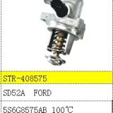 For Ford Thermostat and Thermostat Housing 5S6G8575AB,2485613,2485666,1S7G-8575-AG