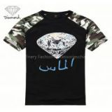 Men\\\\\\\'s new style casual clothing, mens fashion t-shirt, fashion Diamond Supply wholesaler outlet