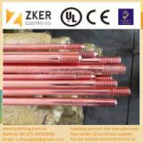 copper bonded ground rod/earth rod