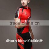 2013 New Cycling Clothing Men Set Summer Short Sleeve Bicycle Clothing Cycling Jersey + Cycling Shorts 02014