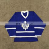 30% Discount NHL Embroidered Maple Leafs Ice Hockey Jersey