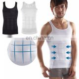 Walmart Men Slimming Vest Tummy Control Shirt Male Beer Belly Slim UnderShirt High Quality