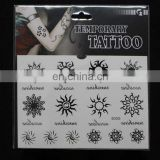 Hot sale permanent tattoo sticker