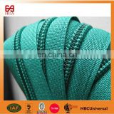 5# high quality long chain nylon zipper manufacturer made in china