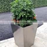 Various Design Customize stainless steel planter box