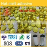 hot melt adhesive for oil filter