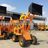 China wheel telescopic boom loader