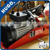 Electric Mini Cable Hoist Mini Winch