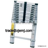 Telescopic ladder 3.8m with all aluminum connector(SGS,CE/EN131)(We also have 3.8m,3.2m,2.9m,2.6m,2.0m)