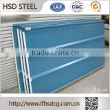 Wholesale new age products Steel Sheets,waterproof polyurethane insulated panel for cold storage door