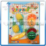 MINI QUTE Pretend Preschool Funny food fruit Vegetable kitchen play house set learning education educational toys NO.ZQ103637