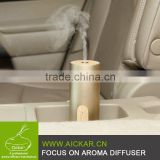 2016 Latest Car Rechargeable Essential Oil Ultrasonic Aroma Diffuser for Office Home Yoga