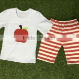 wholesale children clothing USA July 24 Independence Day patriotic festival baby girl Boutique clothes