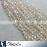 Factory price 10-11mm natural loose baroque pearl