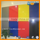3mm/4mm/5mm/6mm 0.15mm/0.20mm decorative high light aluminum composite panels/acp price manufacturer in CHINA
