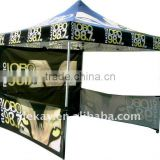 advertising tent folding tent, aluminum car parking canopies, aluminum roof awning canopy