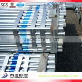 Tianjin You Yong factory price bs 1387 galvanized steel pipe OD 1/2'' - 8''