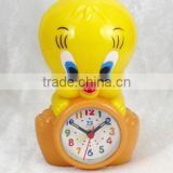 Alarm clock,cartoon clock, duck clock,promotion clock,clock,lcd clock,desk clock, table clock