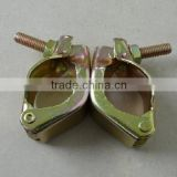 steel scaffold Pipe Clamp Handrail System - 27MM Fittings / Connectors - Kee Key Klamp Tube
