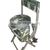 2015 Popular military Swivel Hunting camo Chair