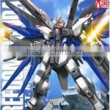 High spec MG Series Gundam model kits made in Japan for collectors