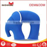 Custom logo u-shape memory foam neck pillow for baby                                                                                                         Supplier's Choice