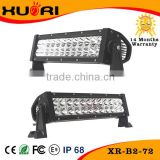 "Original Factory Chips 14"" 72W 5400Lumens Led Car Roof Rack Light Bar with CE RoHS                                                                         Quality Choice"
