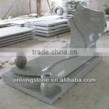 Chinese Granite Tombstone European Style