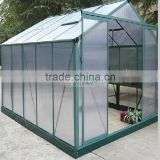green polycarbonate sheet for factory awning