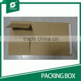 BOOK MAILER RECYCLED F FLUTE CARDBOARD PACKING