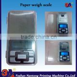 3A -305 printing machinery parts (Paper Weigh Scale)