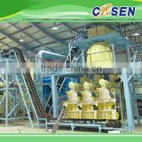 Best Price Dairy Cow Feed Pellet Processing Production Line/ Poultry Feed Pellet Making Project