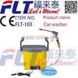12v pressure washer Battery powered car washer                                                                         Quality Choice