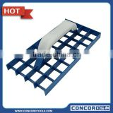 steel material blue painted Frame plastering trowel with plastic handle tiling tools