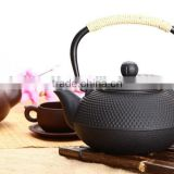Japanese style 0.6L top quality cast iron tea pot tea set