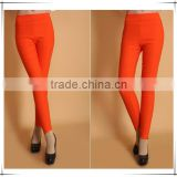 Color Women Leggings Spring/Autumn/Winter Colorful Fashion Large Size Women Leggings Academia Pants from supplier Guangzhou C86