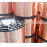 CCA(copper clad aluminium) electric parallel wire from china