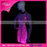 LED lighting 2015 new product sexy traditional chinese wedding dress qipao